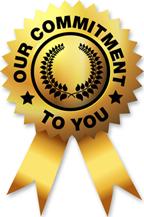 Commitment-Badge