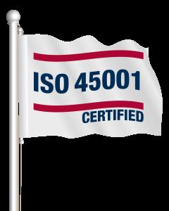 White Flags 45001